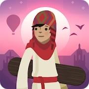 Alto's Odyssey sur iOS