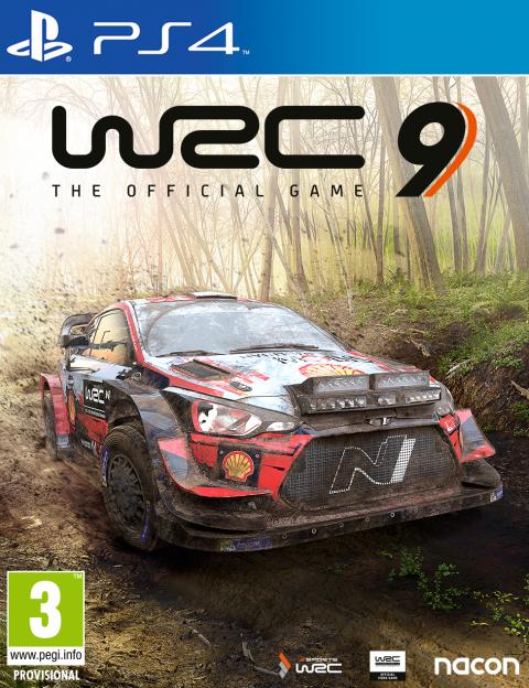 WRC 9 sur PS4