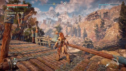 Horizon Zero Dawn : Complete Edition passe en version 1.10 sur PC