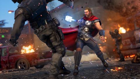 Marvel's Avengers dévoile ses donjons et un nouveau personnage