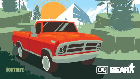 Fortnite : Feu vert pour les voitures