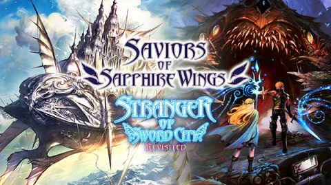 Saviors of Sapphire Wings / Stranger of Sword City Revisited sur PC