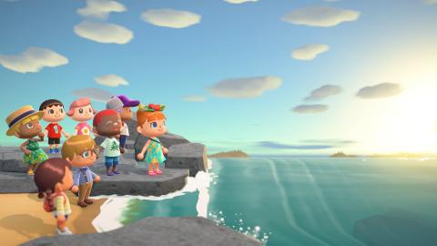 Nintendo : 61,44 millions de Switch et 22,40 millions d'Animal Crossing New Horizons