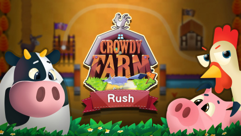 Crowdy Farm Rush sur Switch