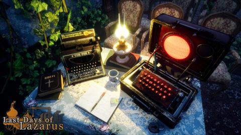 Last Days of Lazarus : Un teaser pour le jeu d'aventure-horrifique