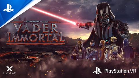 Vader Immortal : A Star Wars VR Series sur PS4
