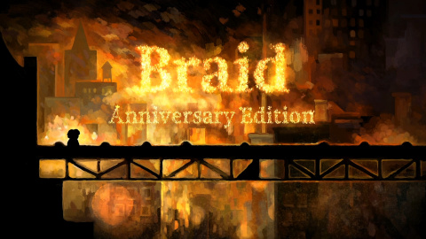 Braid Anniversary Edition sur PS5