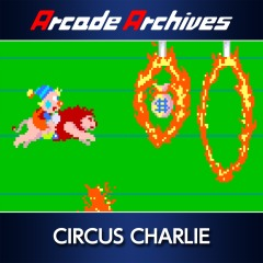 Arcade Archives Circus Charlie sur PS4