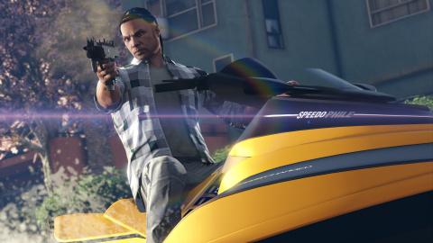 GTA V : Les versions PS5 et Xbox Series ne seront pas