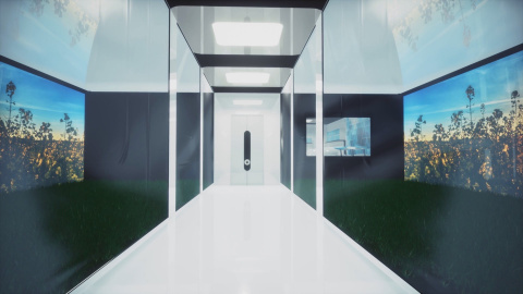 Adome : Le jeu d'exploration futuriste s'offre un teaser
