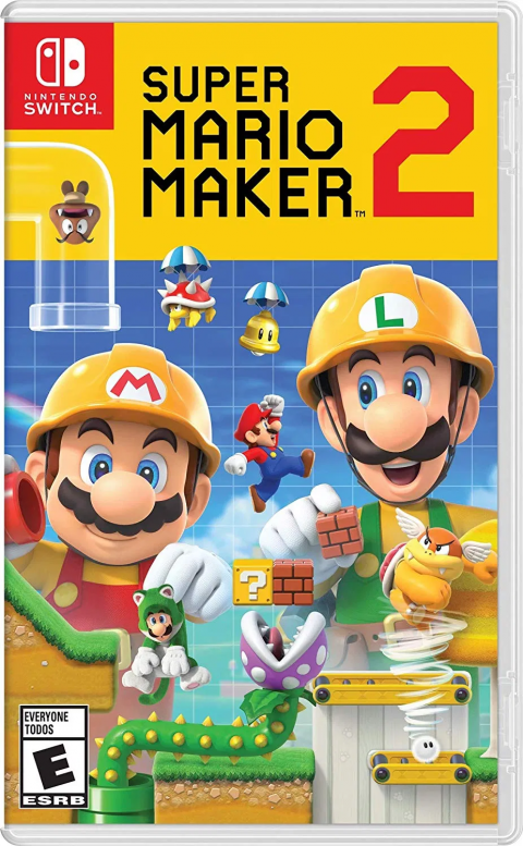 Promo Cdiscount : Super Mario Maker 2 édition limitée à prix réduit