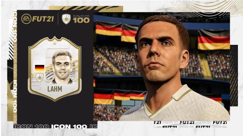 Phillip Lahm - FIFA 21 Icône