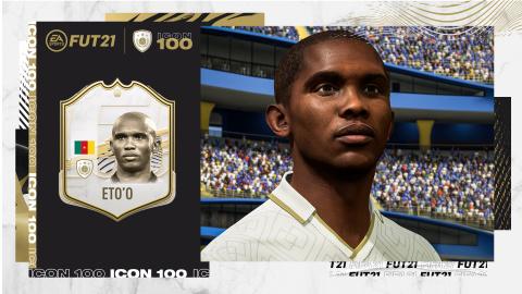 Samuel Eto'o - FIFA 21 Icône