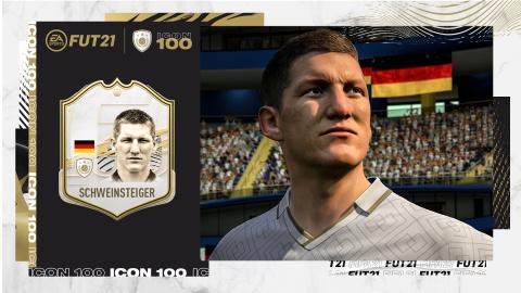 Bastian Schweinsteiger - FIFA 21 Icône