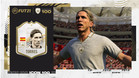 Fernando Torres - FIFA 21 Icône