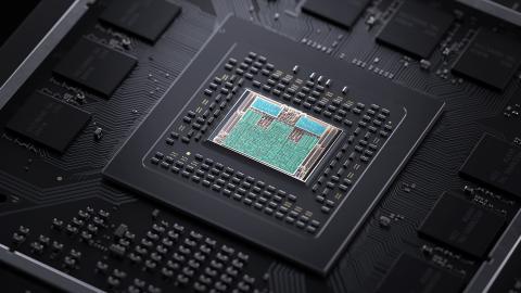 Xbox Series X : L'architecture de la machine présentée en août