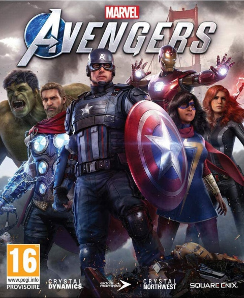 Marvel's Avengers sur Xbox Series