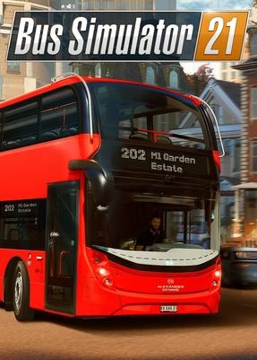 Bus Simulator 21 sur PS4