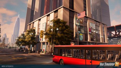 Bus Simulator 21 : En voiture tout le monde !