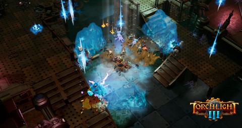 Torchlight 3 revoit son système de relique avant son lancement officiel
