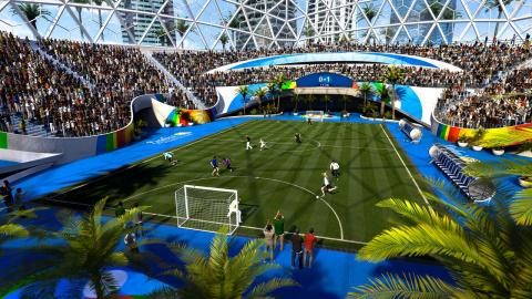 FIFA 21 : Le prochain mode VOLTA en détail