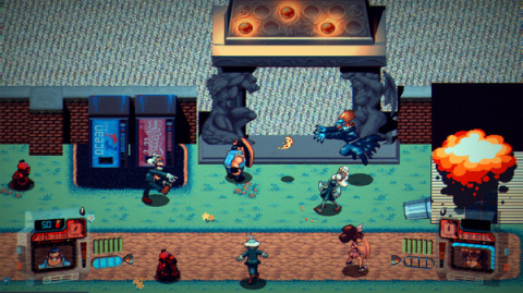 Demons Ate My Neighbors ! s'annonce sur PC et Nintendo Switch