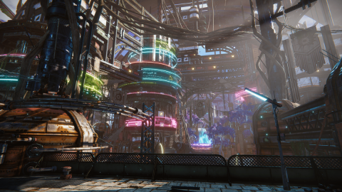 Edge of Eternity passe en phase bêta sur Steam