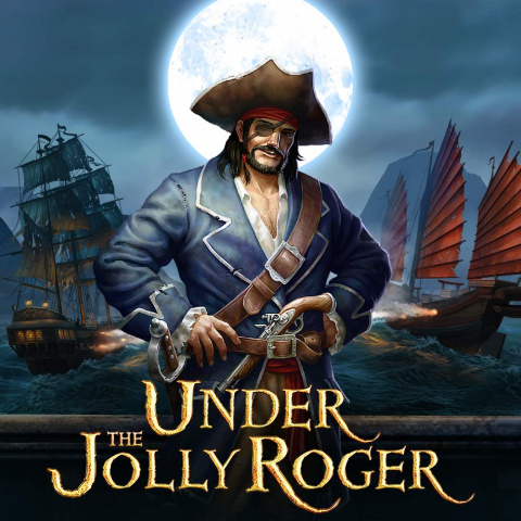 Under the Jolly Roger sur Switch