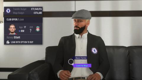 FIFA 21 - Les nouveautés du Mode Carrière : Simulation live, transferts...