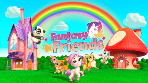 Fantasy Friends sur PC