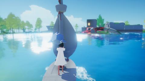 Ever Forward : Le puzzle-platformer poétique présente son trailer de lancement