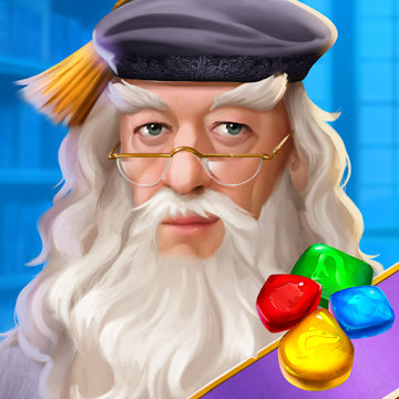 Harry Potter : Puzzles & Spells sur Android