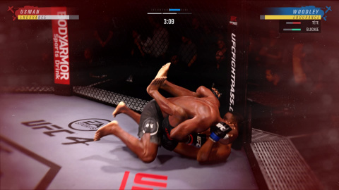 UFC 4 : Un crochet en avant, un pas en arrière