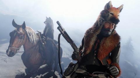 Red Dead Online - Deux coyotes légendaires ont été aperçus