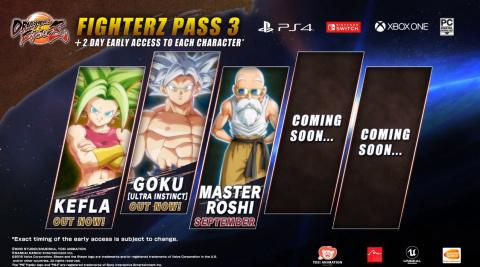 [MàJ] Dragon Ball FighterZ : du gameplay et une date de sortie pour Tortue Géniale