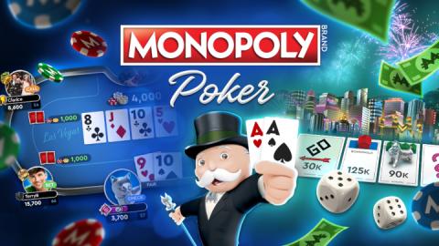 Monopoly Poker sur iOS