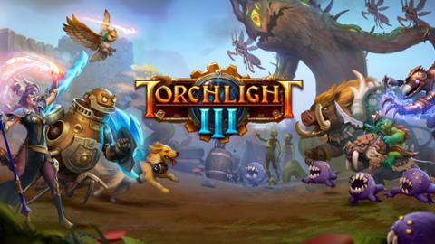 Torchlight III sur PC