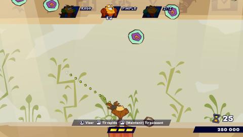 Battletoads : Le trio de grenouilles revient avec un titre multi-genre inégal