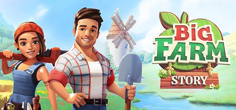 Big Farm Story sur PC