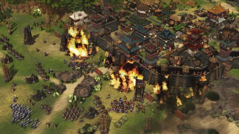Stronghold Warlords est reporté à janvier 2021