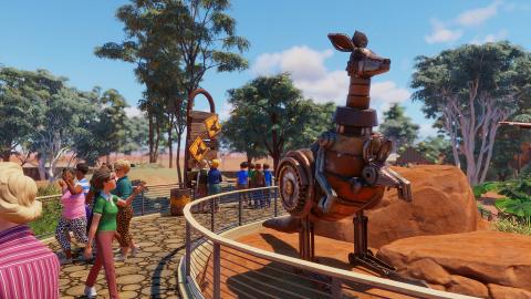 Planet Zoo : Le Pack Australie bientôt disponible