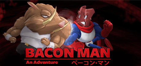 Bacon Man : An Adventure sur Switch
