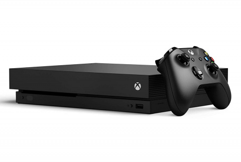 Promo Xbox : Xbox One X reconditionnée à 199,99€