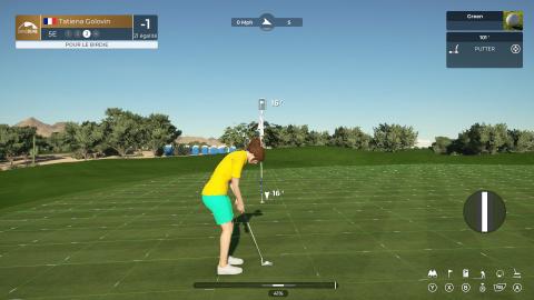 PGA Tour 2K21 : HB Studios ne change pas son club d'épaule
