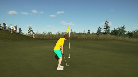 PGA Tour 2K21 : les ventes dévoilées, le jeu a visé juste