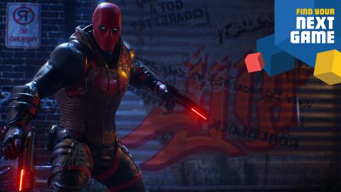 Gotham Knights : Batgirl et Robin luttent contre les éléments