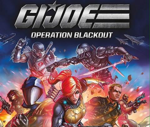 G.I. Joe : Operation Blackout sur PC