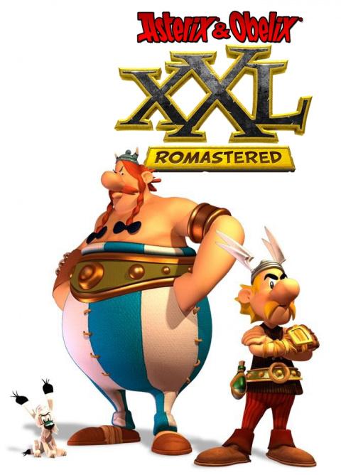 Astérix & Obélix XXL Romastered sur Mac
