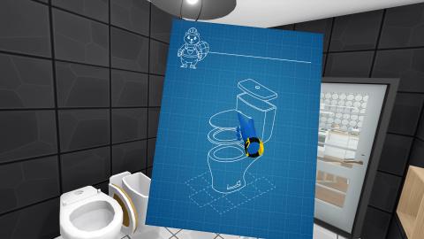 House Flipper VR : Rénovez des maisons en réalité virtuelle