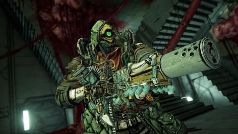 Borderlands 3 dévoile la date de sortie de Krieg le Sadique et l'Incroyable Butin de Pordel', sa quatrième campagne additionnelle